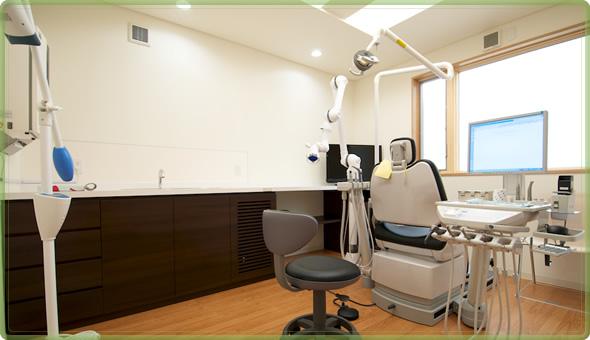 スマイル歯科クリニック - 特診室
