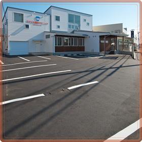 スマイル歯科クリニック - 駐車場(6台)