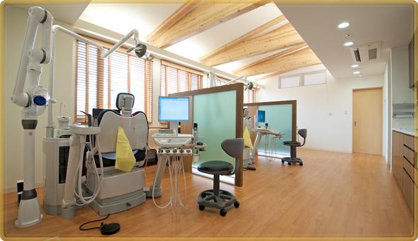 スマイル歯科クリニック - 診察室