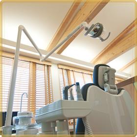スマイル歯科クリニック - 診察台